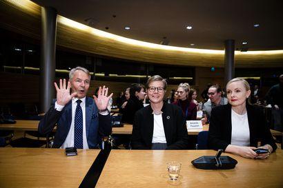 Vihreiden ministerit aikovat jatkaa uudessa hallituksessa – Puheenjohtaja Ohisalon mukaan myös ulkoministeri Haavistoon on luottamus