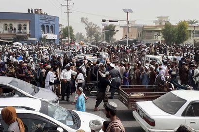 Taliban jymäytti Yhdysvaltoja ja vyöryi Kabuliin ottamaan vallan