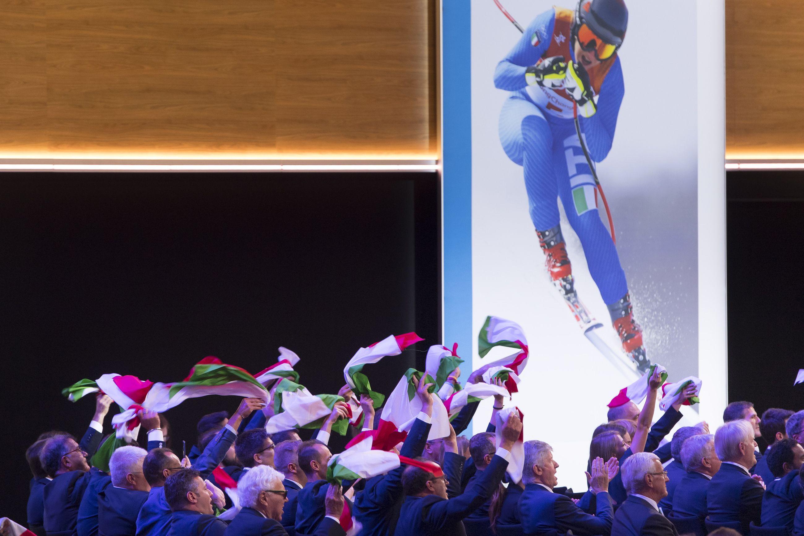 2026 Olympialaiset