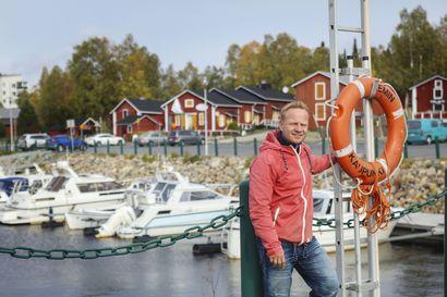 Talouden tasapainottamista ja mahdollisuus uuden luomiseen – Kemin kaupunginhallituksen tuore puheenjohtaja Pekka Tiitinen uskoo, että Veitsiluotoon tulee globaalia yritystoimintaa