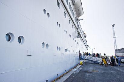 Kemin Sataman johtaja pitää ideaa Kemin-risteilyistä hienona – väylä on riittävän syvä isoille ruotsinlaivoillekin