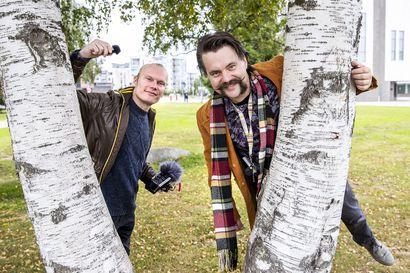 Kuuntele PopuLappi: Jaakko ja Ville – sankareiden spesiaali, suositun podcastin erikoisjaksossa tekijät kertovat minkälaista sarjan teko oli