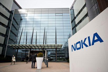 Nokian huipputulos siivittää kasvua myös Oulussa