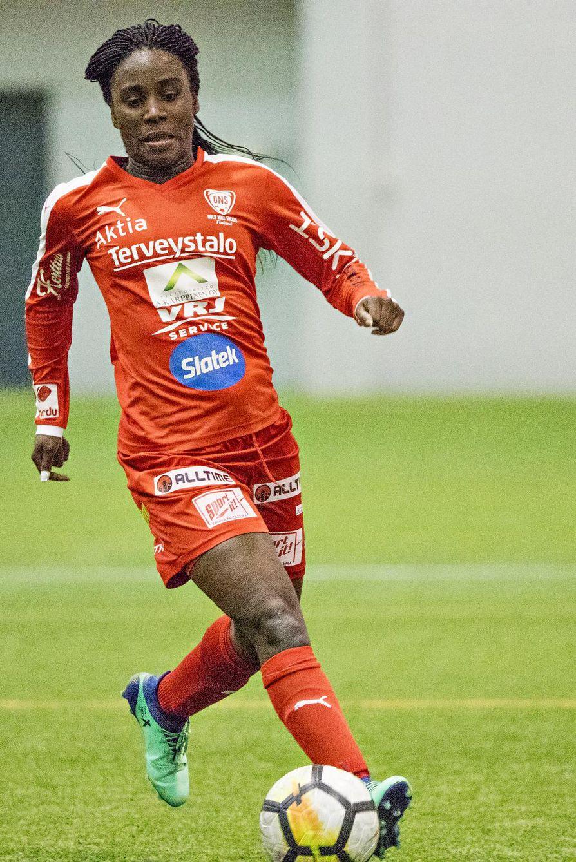 Kaudella 2018 Ode Fulutudilu pelasi ONS:n paidassa liigaa.