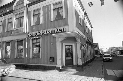 Handelsbanken sulkee Haaparannalla – palveli asiakkaita 107 vuotta