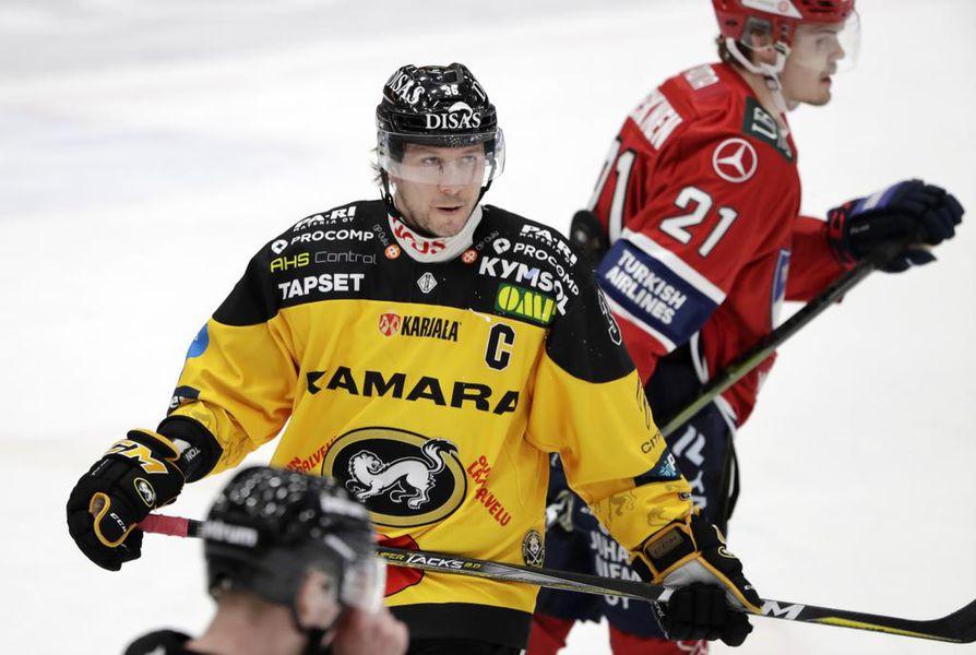 Jussi Jokinen on karannut kymmeniä kertoja läpiajoon 16 vuotta sitten keksimänsä ylivoimakuvion ansiosta.