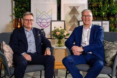 Osuuskauppa Arinan uudeksi toimitusjohtajaksi pitkän uran S-ryhmässä tehnyt Reima Loukkola – Veli-Matti Puutio jää eläkkeelle vuodenvaihteessa