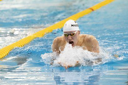 """Ei huolta olympiarajasta – MM-mitalisti Matti Mattsson ui ilman olympiarajan aiheuttamaa painetta: """"Olen odottanut näitä Oulun-kisoja kuin kuuta nousevaa"""""""