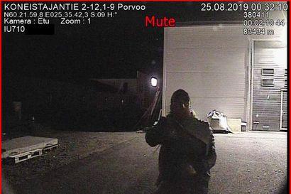 """Näin tapahtumat etenivät Porvoossa – Poliisi hetki ennen tulitusta: """"Nuo kaverit ovat sen näköisiä, etten haluaisi ryhtyä painimaan heidän kanssaan"""""""