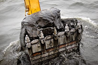 """Luonnonsuojelurikoksesta perusteltu tuomio Liminganlahdella: """"Koneellinen kaivutyö vaatii useimmiten vesilain mukaisen luvan ja lupatarpeen arvioi ennakolta ELY-keskus"""""""
