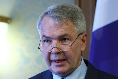 """Ulkoministeri Haavisto äärimmäisen huolestunut Valko-Venäjän toimista: """"Aivan ennenkuulumatonta Euroopassa"""""""