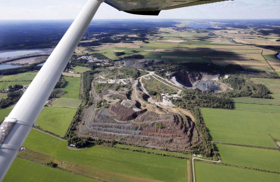 Nivalassa toimineen Hituran kaivoksen konkurssista koitui iso lasku yhteiskunnalle.