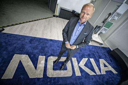 """Nokian tuore toimitusjohtaja Pekka Lundmark aloitti perehtymismatkansa Oulusta: """"Tässä Oulun porukassa on kyllä ihan sama draivi ja ote, josta olen aina pitänyt"""""""