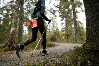 Katso kuinka iloista menoa 166 kilometrin juoksijoilla oli Konttaisella – Nuts Karhunkierros starttasi  perjantaiaamuna