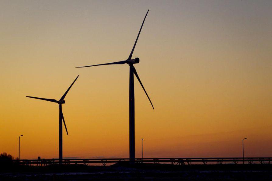 Viime vuonna perustettu ilmastorahasto sijoittaa suomalaisten veronmaksajien rahoja uusiutuvan energian hankkeisiin kehitysmaissa. Jos asiat sujuvat suunnitellusti, varat palautuvat aikanaan korkojen kera Suomeen. Arkistokuva.