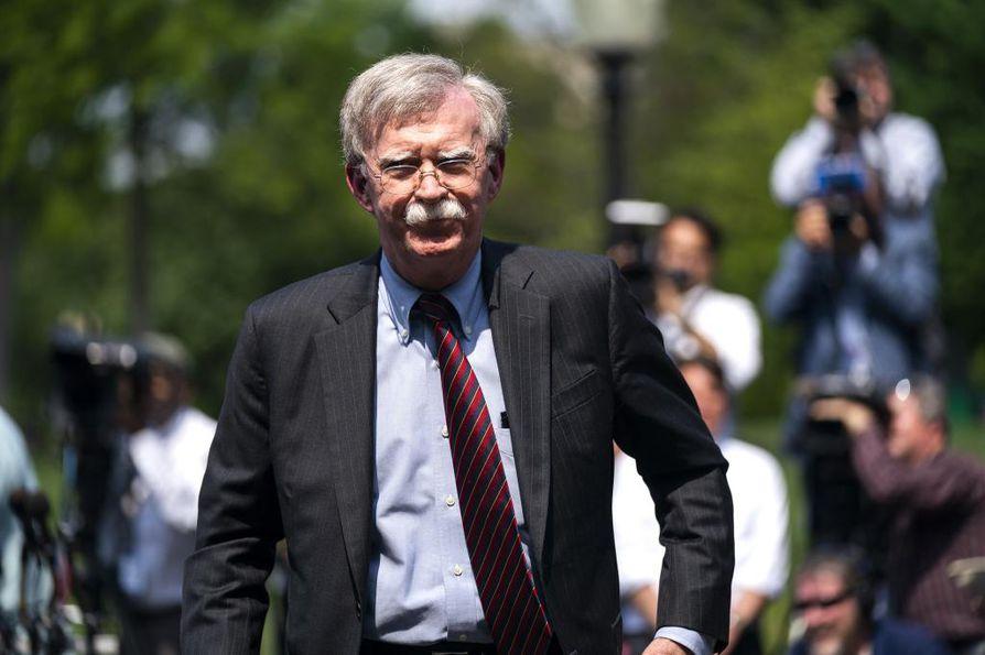 John Bolton on ollut Donald Trumpin kansallisesta turvallisuudesta vastaava neuvonantaja. Nyt hänet on erotettu tehtävästään.