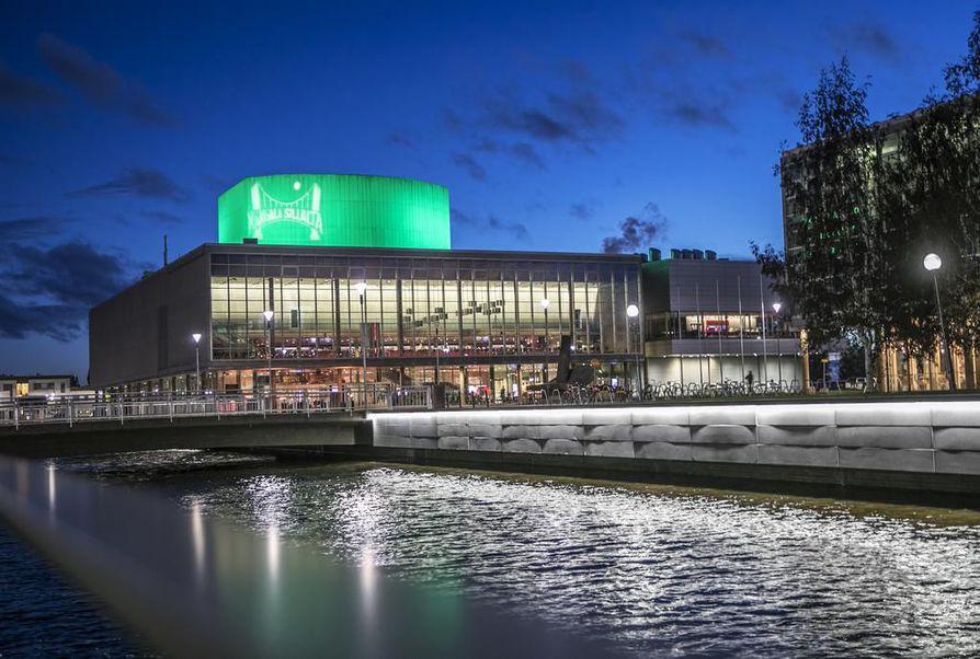 Oulun Kaupunginteatteri OY:ssä on tehty työsuojelutarkastus.