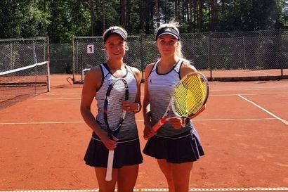 RoVS:n naiset jäivät yhden voiton päähän tenniksen SM-liigapaikasta