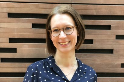 Aino Kurki on Lapin kamariorkesterin uusi intendentti