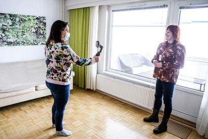 Asuntokauppa on toipunut koronakyykkäyksestä Rovaniemellä – Omakotitalot viedään nyt käsistä