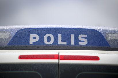 Poliisilla oli piiritystilanne Kirkkokankaalla – sivullisille ei aiheutunut vaaraa