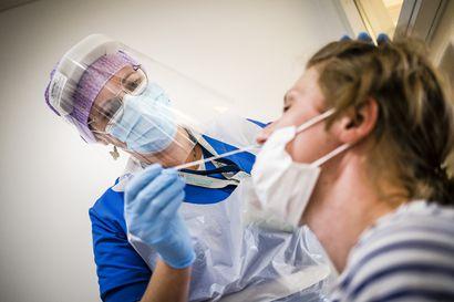 THL: Koronavirusepidemia on kiihtynyt selvästi lähes koko maassa, torstaina tilastoihin 296 uutta tartuntaa