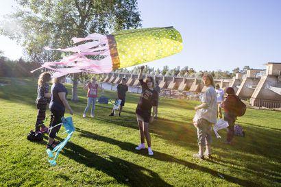 Kesän tapahtumarikkain viikonloppu käynnistyy torstaina –Oulun keskustassa ja jokisuistossa tarjoillaan aamusta iltaan kulttuuria ja markkinahumua