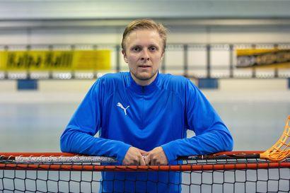 Treenimatkoihin iso venähdys – rovaniemeläinen Joni-Arttu Sieppi palasi takaisin kotikonnuille, liigapelit jatkuvat Oulussa