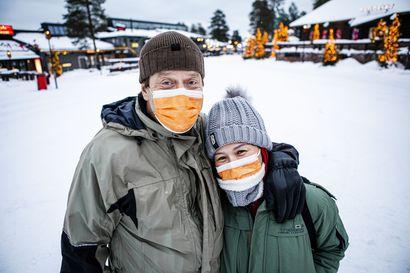 Lähdimme katsomaan, löytyykö hiljentyneen Rovaniemen katukuvasta kansainvälisiä matkailijoita – heitä löytyi kolmenlaisia