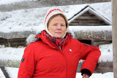 """Oman kielen puhuminen ja kuuleminen tuovat elämään turvallisuudentunteen – Petra Magga-Vars: """"Pidän tärkeänä, että saamelainen lapsi saa opetusta saamen kielellä"""""""