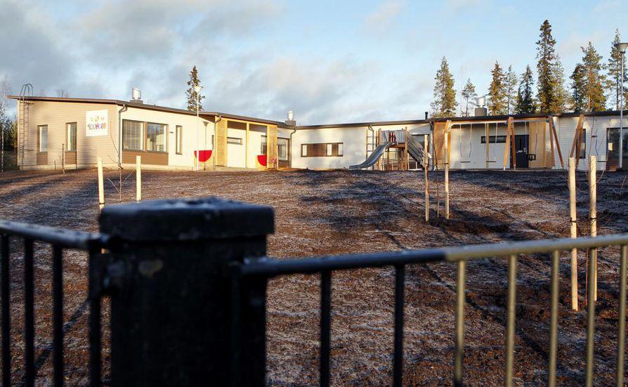 Oulun seudulla Suomen Hoivatilat Oy on toteuttanut muun muassa päiväkodin Kempeleen Linnakankaalle.