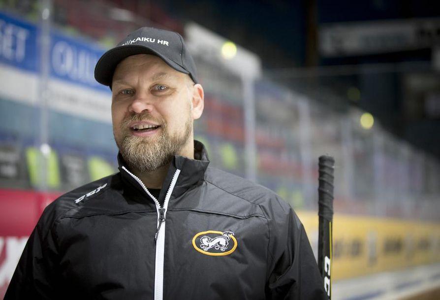 Urheilu on ollut Mikko Mannerille tärkeää pikkupojasta saakka.
