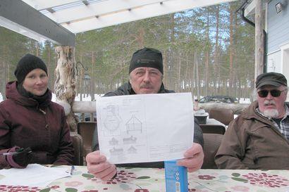 Pintamon kyläseura laajentaa toimintaansa – asuntovaunuille sähköpaikkoja ja saunallinen grillikota