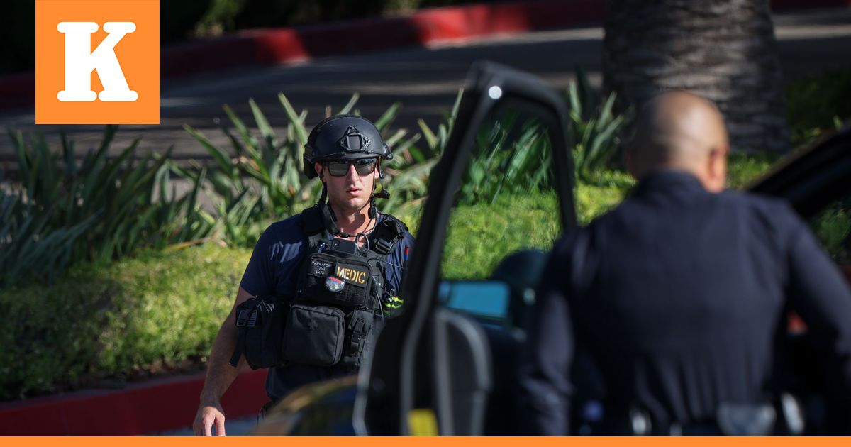 Useita ihmisiä on kuollut ampumisissa panttivankitilanteessa Yhdysvaltojen länsirannikolla...