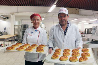 Tämän päivän leipomokisassa pärjää vain erikoistumalla – Lakkapäällä ovat jo neljännen polven leipojat mukana palkitussa yrityksessä