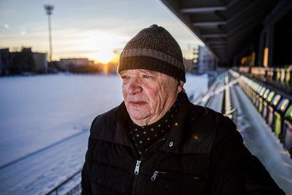 """Jouko Kiistala rakensi RoPS:sta yhden valtakunnan vauraimmista jalkapalloseuroista – nyt jäljellä on muistot ja velkainen bingotalo: """"On tämä suorastaan röyhkeää"""""""