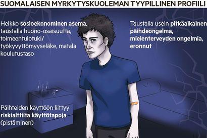 """Suomeen huumeiden käyttöhuoneita ja yliannostuksen vastalääkettä koteihin? –Päihdetyön asiantuntija: """"Kuolleet eivät tee elämäntapamuutosta"""""""