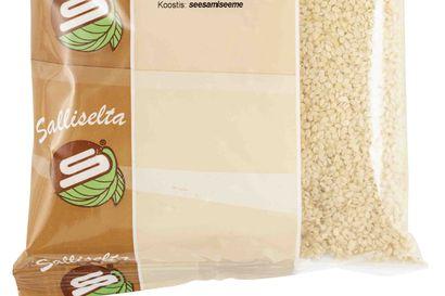 Maustevalmistaja Sallinen vetää kaupoista pois seesaminsiemenpakkauksia – saattavat sisältää torjunta-ainejäämiä