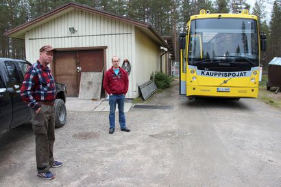 Pudasjärven viimeinen kauppa-auto lopetti – Virosta tuli tarjous, josta ei voinut kieltäytyä