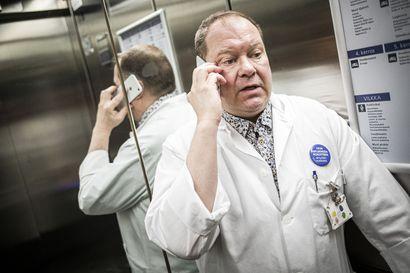 Lapin koronavirustilanne ollut pääsiäisenä rauhallinen, Markku Broaksen mukaan Kittilän kultakaivoksen työntekijöille tehdyt testit toistaiseksi puhtaita