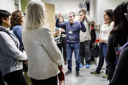 Maksu ei vähennä kansainvälisten ryhmien vierailuintoa – Rovaniemelle on tulijoita enemmän kuin koulut pystyvät ottamaan vastaan