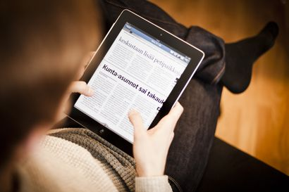 Lukijalta: Agendalla ikäihmisten medialukutaito