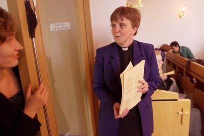 Pellon seurakunnan kirkkoherra Aino Pieskä on kuollut