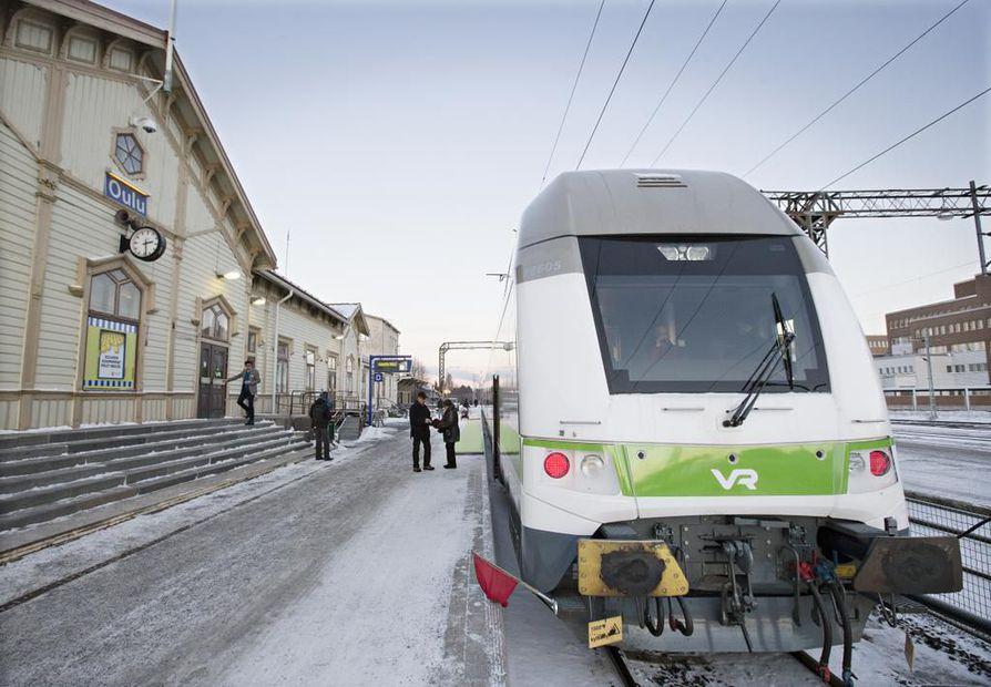 Junat Oulu