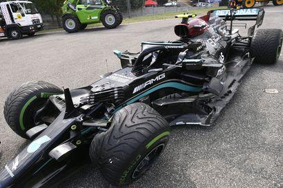 Analyysi: Valtteri Bottas oli Unkarin gp:ssä niin huono, että siitä oli Mercedekselle etua