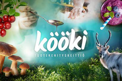 Tuotekehityskeittiö Köökin verkkosivut valmistuivat– varauskalenteri toimii verkossa