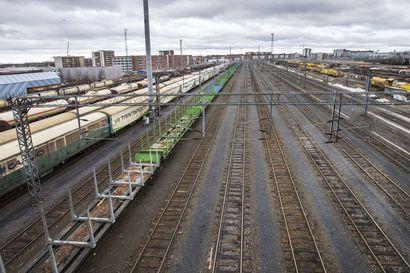 Oulun rautatieasemalle asennetaan uudet turvalaitteistot vuoden 2023 joulukuuhun mennessä – urakan on määrä alkaa toukokuussa 2021