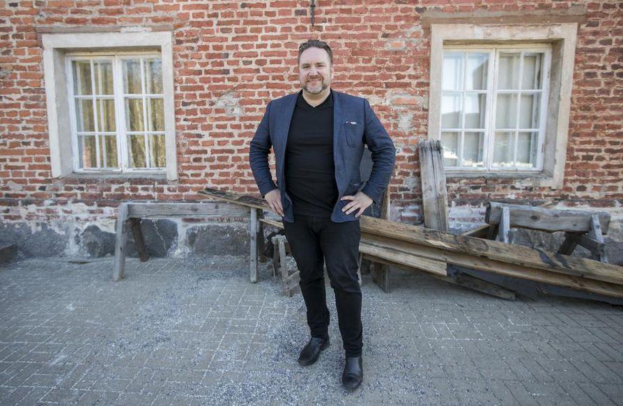Samu Forsblom on Oulun kaupungin uusi kulttuurijohtaja.