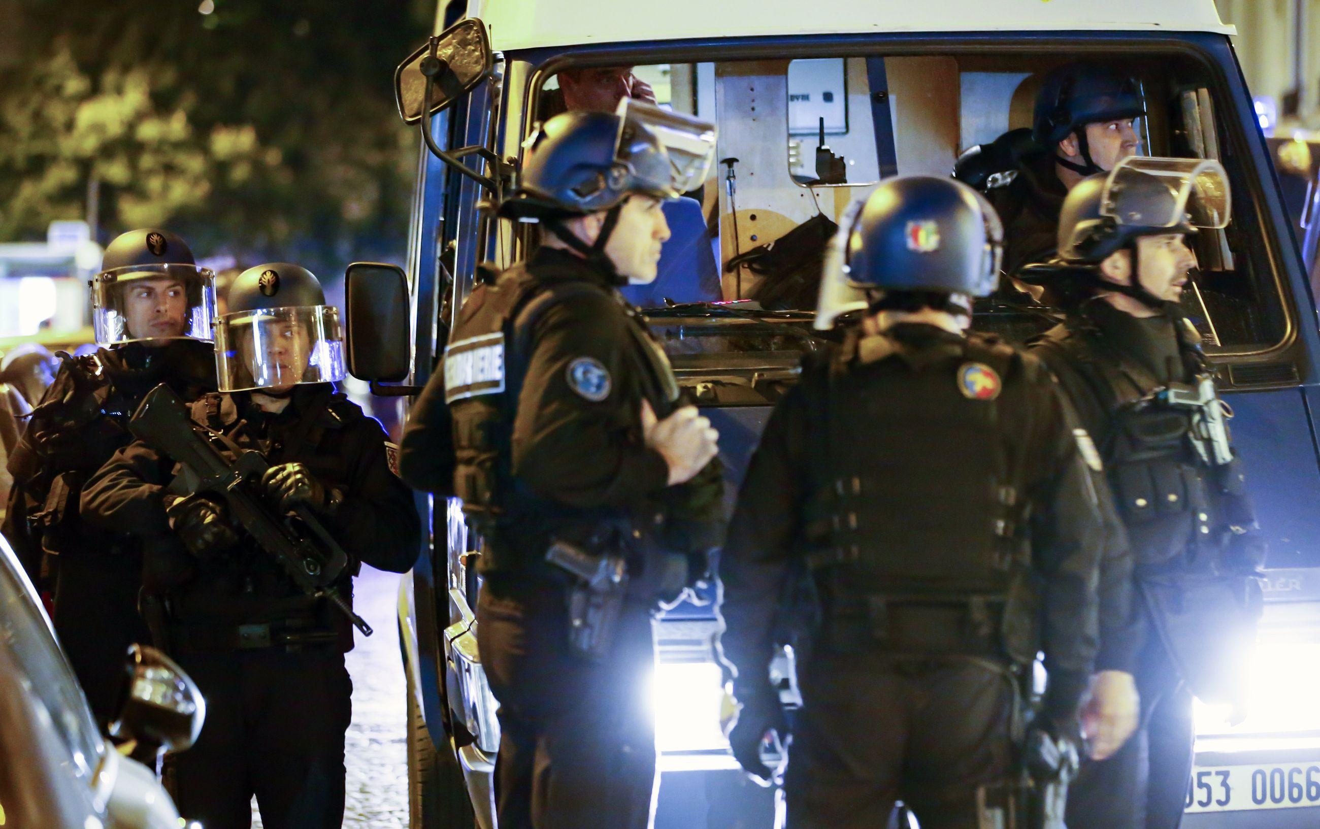 Pariisin Terrori-Isku