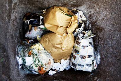 Työryhmä: Biojätteen erilliskeräys pakolliseksi jokaiselle taajamatalolle, pakkauskeräys vähintään viiden asunnon kiinteistöille